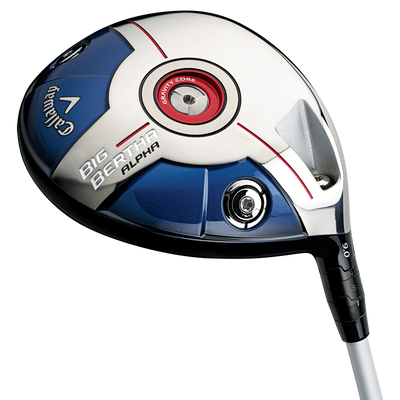 Big Bertha Alpha Driver 9° Mens/Right