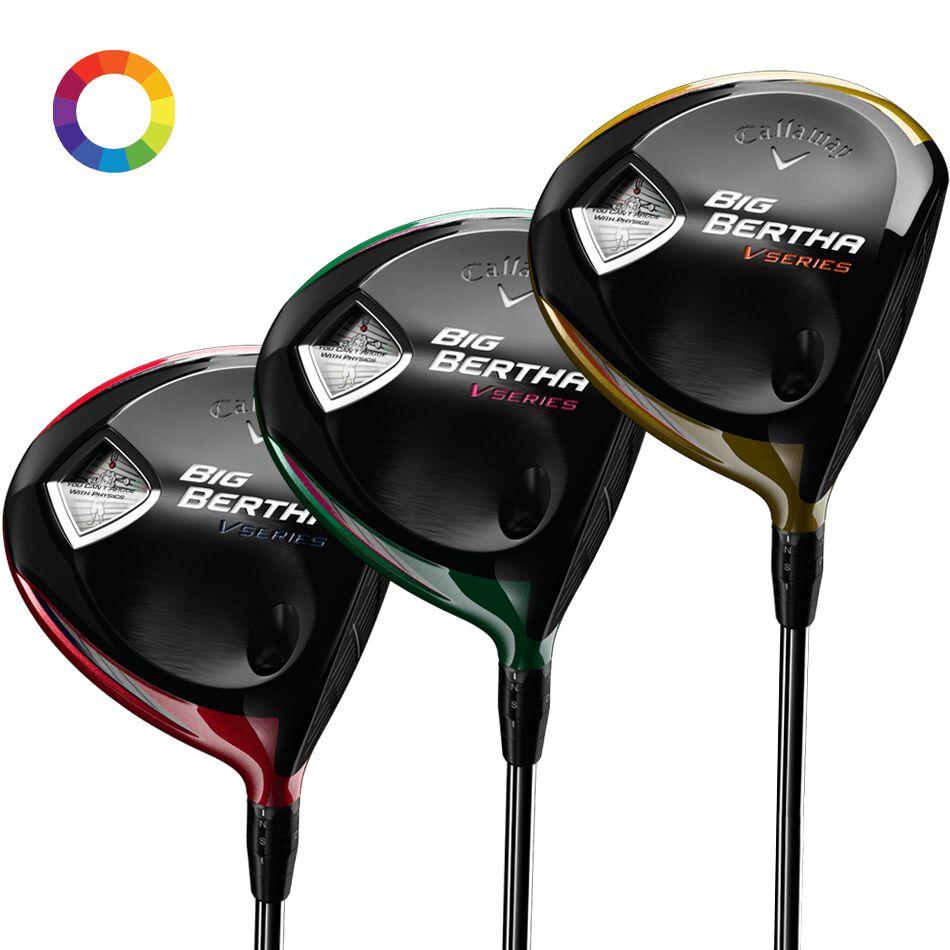 Image of Callaway Golf Big Bertha V Series udesign Drivers