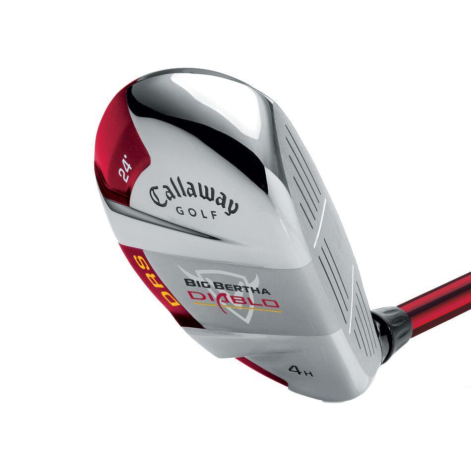 Image of Callaway Golf Big Bertha Diablo Hybrids