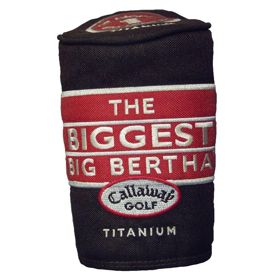 Image of Callaway Golf Biggest Big Bertha Headcover