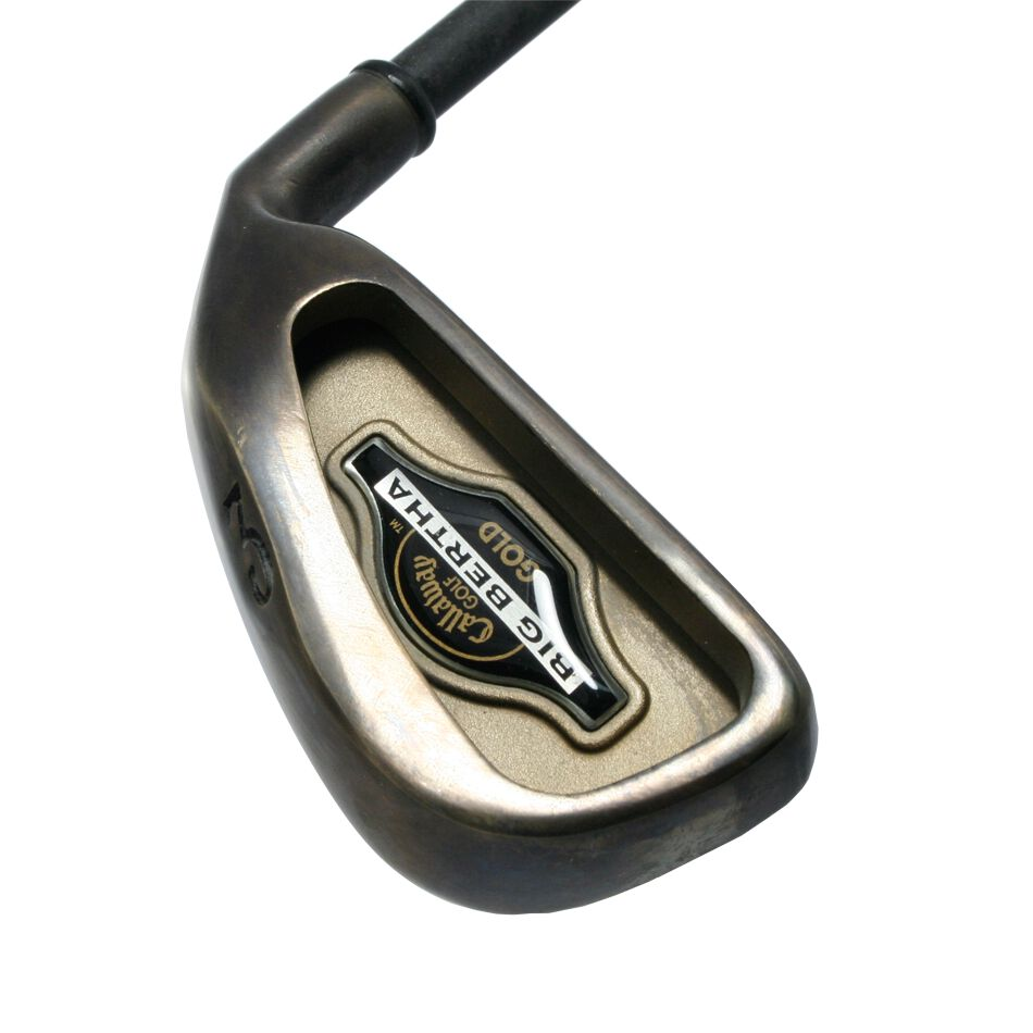 Image of Callaway Golf Big Bertha Gold Series Irons