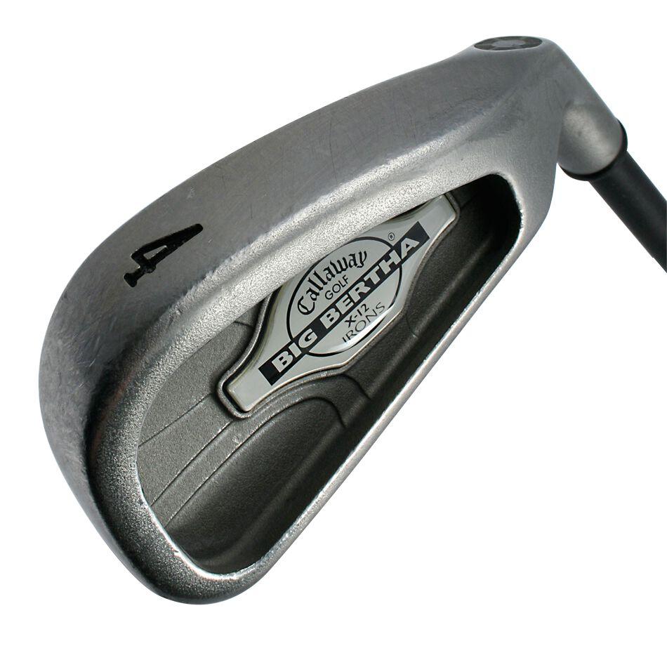 Image of Callaway Golf Big Bertha X-12 Irons