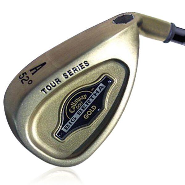 Image of Callaway Golf Big Bertha Tour Series Gold Wedges