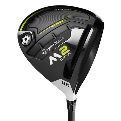 TaylorMade M2 D-Type Drivers