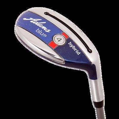 Adams Golf 2015 Blue 4 Hybrid Mens/LEFT