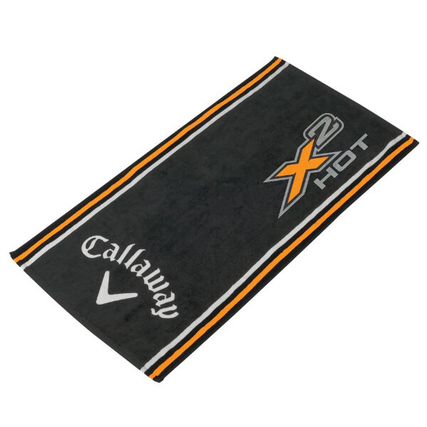 Callaway Golf X2 Hot Tour Authentic Towel towels-2014-ta-x2-hot