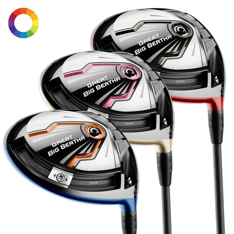 Amazoncom Callaway Golf 2017 Mens Great Big Bertha Epic Driver RH 9 Stiff Aldila Rogue Max 75 Sports amp Outdoors