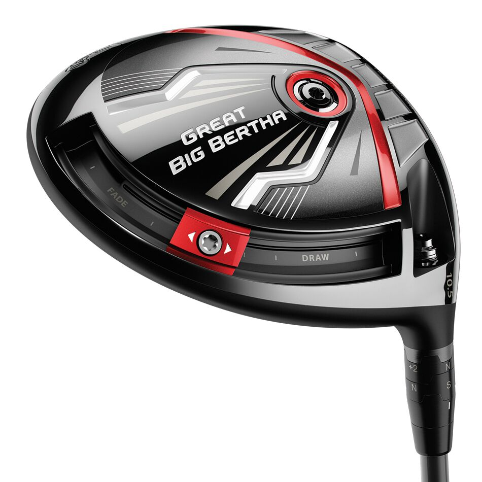 Amazoncom Callaway Golf 2017 Great Big Bertha Mens Epic Sub Zero Driver Right Hand Aldila Rogue Max 60G 455 Length Regular 105 Degrees Sports amp Outdoors