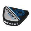 Odyssey Works Tank Cruiser #7 Putter w/ SuperStroke Grip - View 5