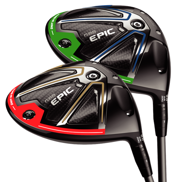GBB Epic Sub Zero Custom Drivers Technology Item
