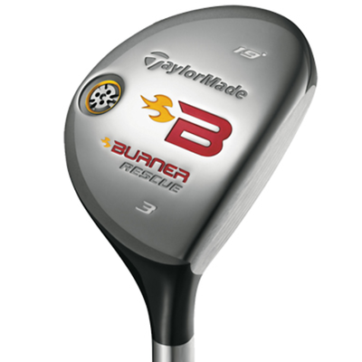 TaylorMade Burner Rescue Tour Launch Hybrids