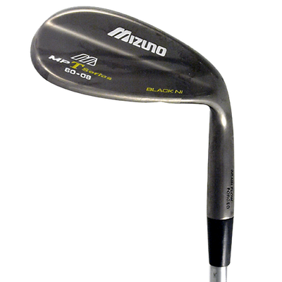 Mizuno MP T Series Black Nickel Wedges