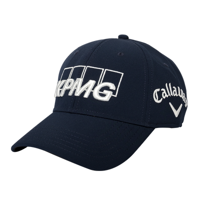 Custom Tour Logo Fitted KPMG Cap (Mickelson)