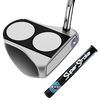 Odyssey White Hot RX 2-Ball V-Line Putter with SuperStroke Grip - View 1