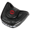 Odyssey O-Works Black 2-Ball Fang S Putter - View 6
