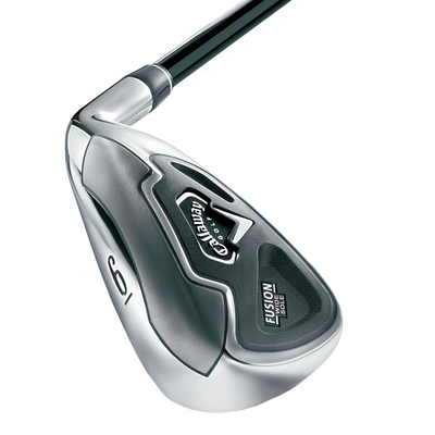 Fusion Wide Sole Irons