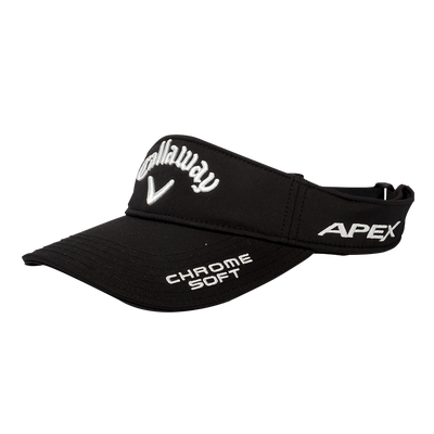 Custom Tour Logo Low Profile Visor (2017)