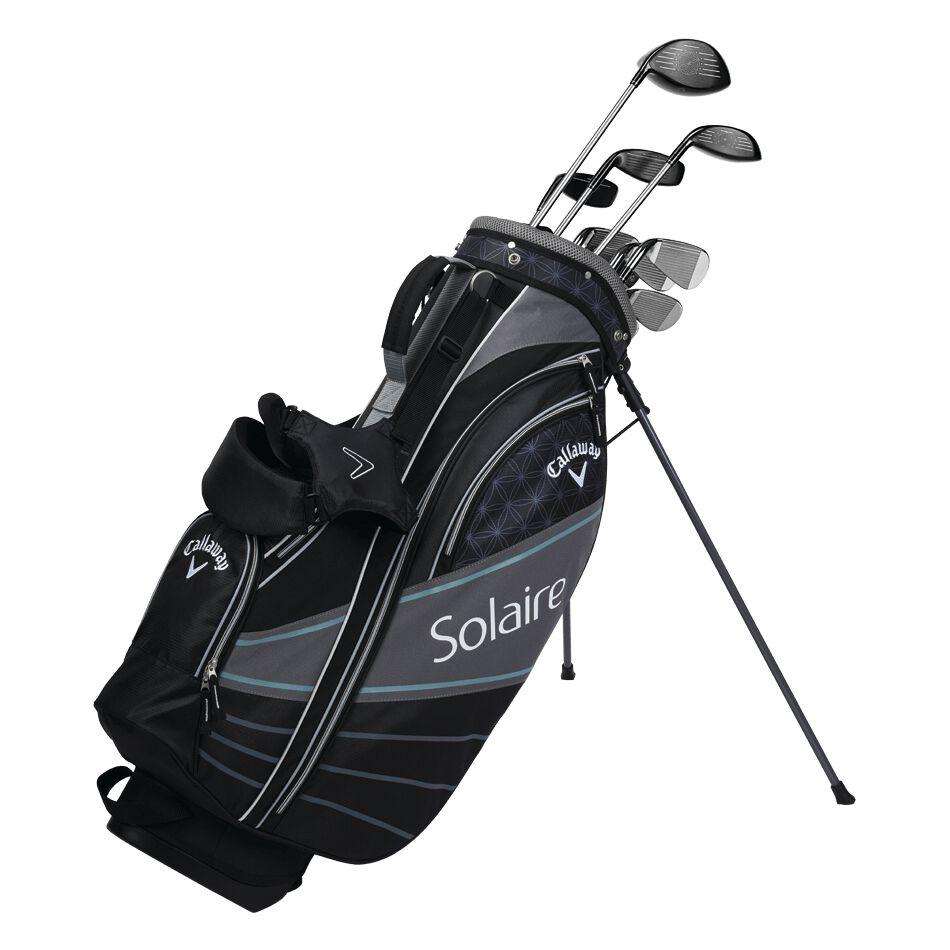 Callaway Golf Womens Solaire Sport 11-Piece Set