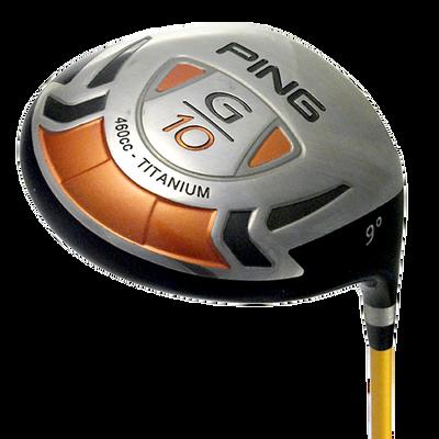 Ping G10 Draw Drivers