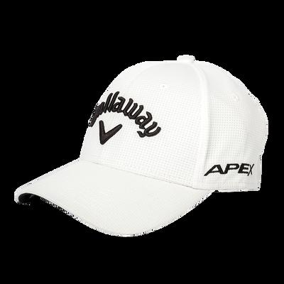 Custom Tour Logo Fitted Cap (Byrd)