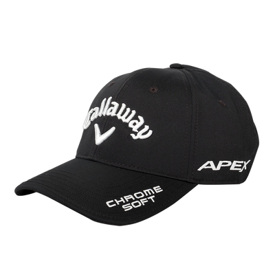 Custom Tour Logo Pro Performance Cap (2017)