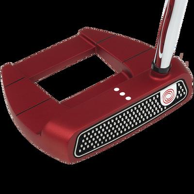 Odyssey 2018 O-Works Red Jailbird Mini Putter Mens/Right