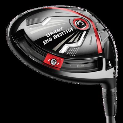 Callaway Golf Great Big Bertha Driver Specs Reviews
