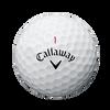 2018 Chrome Soft X Overrun Golf Balls - View 1