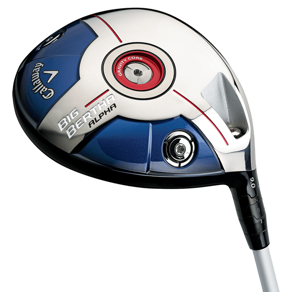 Big Bertha Alpha Drivers Technology Item