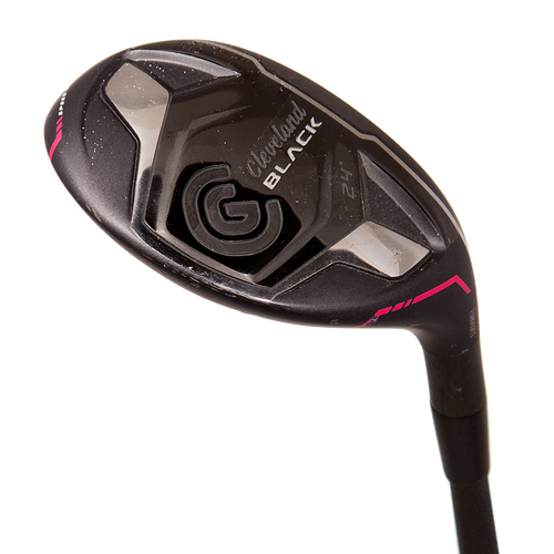 The Cg Black Hybrid Utilizes Lower Swing Moi And Center Of Gravity To Increase Launch Angle Carry For Women Now Also Offered In More Lofts Than