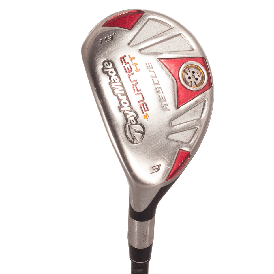 TaylorMade Burner Rescue Tour Launch Hybrid | TaylorMade
