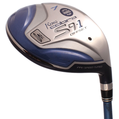 Cobra S9-1 M Speed Fairway Woods
