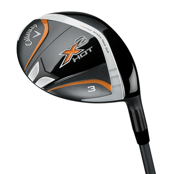 X2 Hot Fairway Woods Technology Item