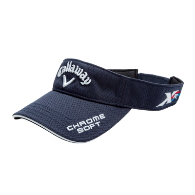 Custom Tour Logo Visor (2016)