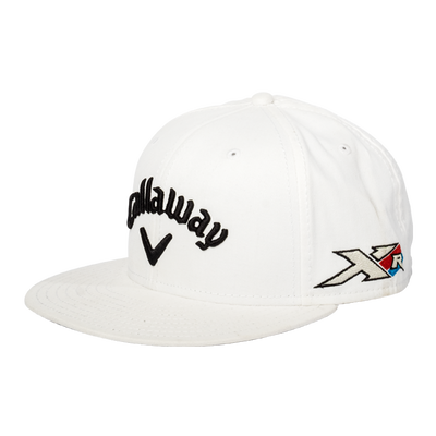 Custom Tour Flat Brim High Crown Cap