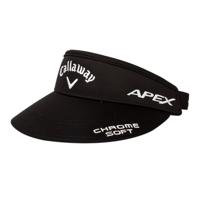 Custom Tour Logo High Profile Visor (2017)