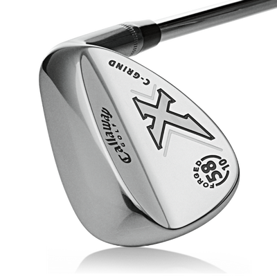 08 X-Forged Chrome Approach Wedge Mens/LEFT