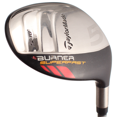 TaylorMade Burner SuperFast Fairway Woods