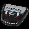 Odyssey Works 2-Ball Fang Versa w/ SuperStroke Grip Putter - View 6
