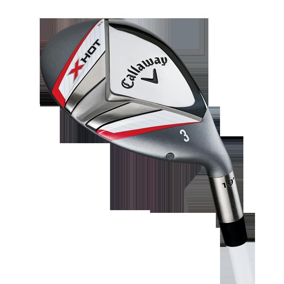Callaway Golf X Hot N-14 Hybrids | Specs, Reviews & Videos