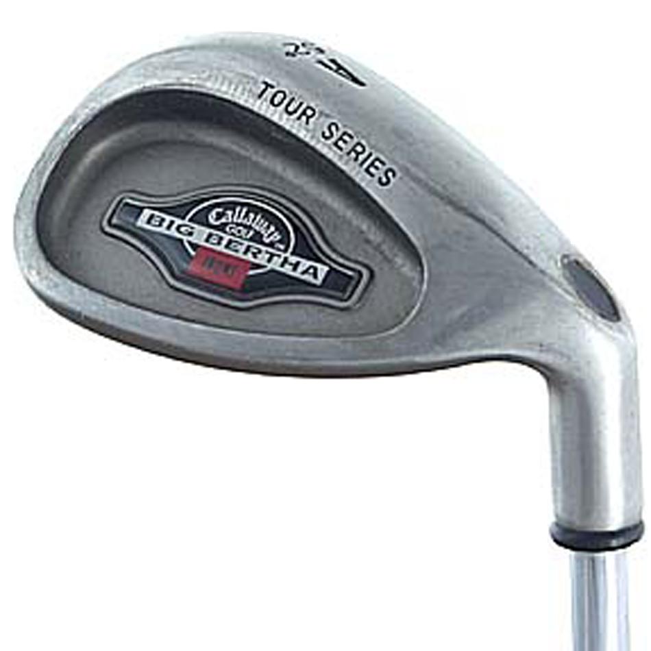 Callaway Golf Big Bertha Tour Series Stainless Wedges  - Callaway Golf Wedges
