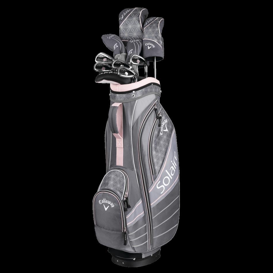 Callaway Golf Womens Solaire 11-Piece Set  - Callaway Golf Complete Set