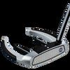 Odyssey Works Versa Sabertooth Putter w/ SuperStroke Grip - View 1