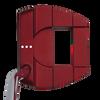 Odyssey O-Works Red Jailbird Mini Putter - View 2