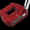 Odyssey O-Works Red Jailbird Mini S Putter - View 1