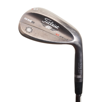 Titleist Vokey SM6 Steel Grey Wedges