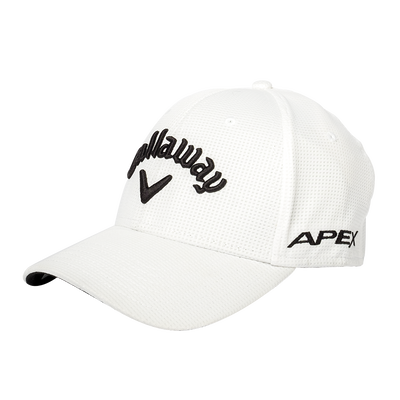 Custom Tour Logo Fitted Cap (Byrd)