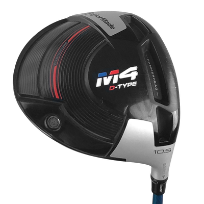 TaylorMade M4 D-Type Drivers