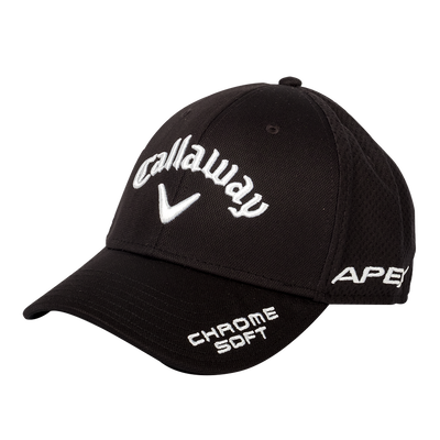 Custom Tour Mesh Fitted Cap (2017)