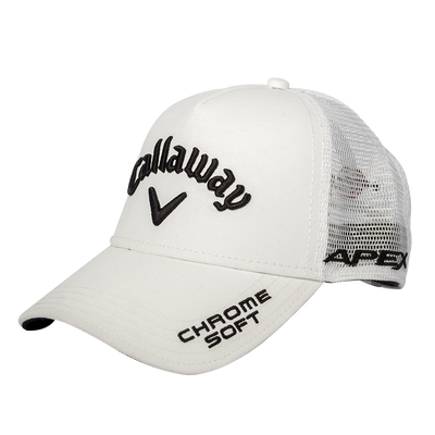 Custom Tour Logo Trucker Cap (2017)